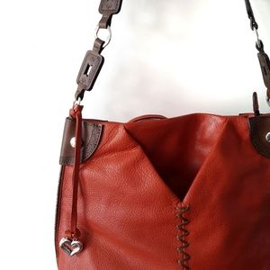 Brighton | Shayla Leather Shoulder Bag Purse